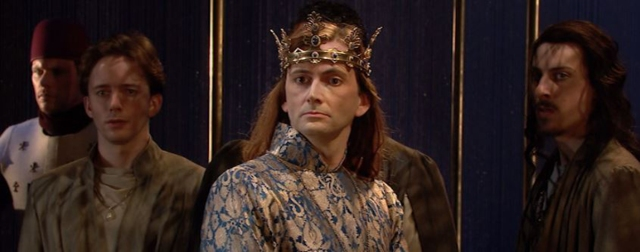 David Tennant in Richard II - From RSC DVD
